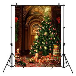 Allenjoy 6x8ft christmas xmas New Years photography backdrop