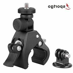 iSportgo Camera Clamp Mount Gopro Mount for Cameras/Video Li
