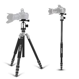 Zomei Z818 Professional Heavy Duty Compact Photo Camera Trip