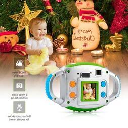 Amkov Cute Digital Video Camera Christmas Gift Present Kids