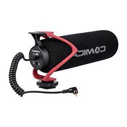 Comica CVM-V30 LITE Video Microphone Super-Cardioid Condense