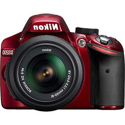 Nikon D3200 Digital SLR Camera & 18-55mm VR Zoom Lens