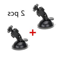 Dash Camera Suction Mount Cup Holder Vehicle Video Recorder