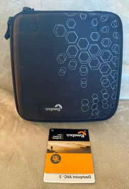 Lowepro Dashpoint AVC 2 Black for Two Action Video Cameras S