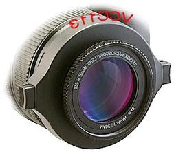 DCR-250 Super Macro Snap-On Lens