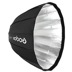 Godox Deep Parabolic Softbox P120H, 48'' Quick Collapsible S
