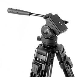 Emperor of Gadgets ® Diat® Camera Drag Head and Tripod Set