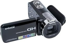 Digital Camera Camcorders HD Recorder 1080P 24 MP 16X Powerf