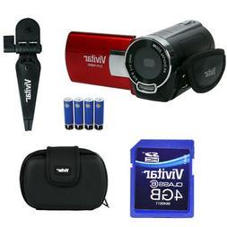 Vivitar Digital Video Camera & Accessories Kit