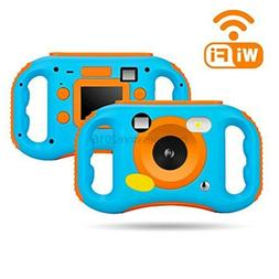 WEILIANTE Digital WiFi Camera for Kids, 12MP HD Video Camera