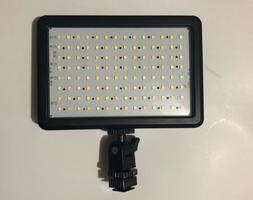 Zecti 4-in-1 216 LED Dimmable Video Lighting for DSLR DV Cam