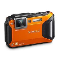 Panasonic DMC-TS6D LUMIX WiFi Enabled Tough Adventure Camera