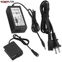 FIT-POWER DMW-DCC8 DC Coupler & DMW-AC8 AC Adapter kit,  for