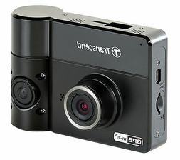 Transcend DrivePro 520 32GB GPS Wifi Car Video Recorder with