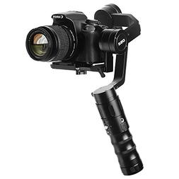 DS2 Beholder 3-Axis Gimbal Stabilizer with Encoders for DSLR
