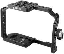 SmallRig DSLR Camera Cage for Panasonic Lumix DMC-G7 with HD