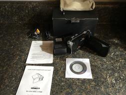Cobra Dual Solar Panel Digital Video Camera HDVC 6000 Solar