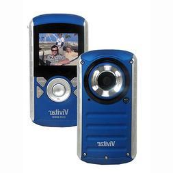 "Vivitar DVR690HD-BLU-FHUT 2"" Underwater Digital Video Record"