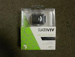 Vivitar DVR786HD Full 1080p HD action cam with Remote contro