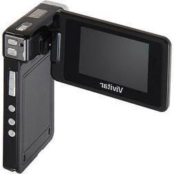 """Vivitar DVR-865HD 2.4"""" Digital Camera & Video Camera w/ Full"""
