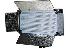 ePhotoInc Portable 500 LED Light Panel Photo Video Studio Po