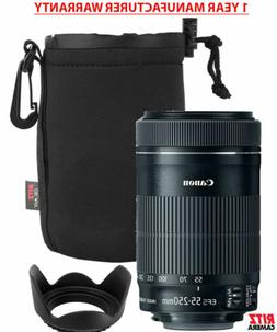 Canon EF-S 55-250mm F4-5.6 is Mark II Lens for Canon SLR Cam