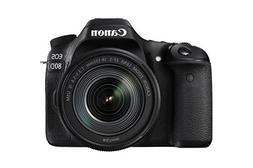 Canon EOS 80D Digital SLR Kit EF-S 18-135mm f/3.5-5.6 Image