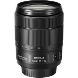 18 mm to 135 mm - f/3.5 - 5.6 - Standard Zoom Lens for Canon