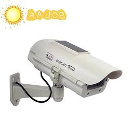 Relee Bullet Dummy Fake Surveillance Camera Security CCTV Do