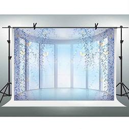 FHZON 10x7ft Fantastic Curtain Background Photography Branch