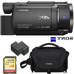Sony FDR-AX53 4K Ultra HD Handycam Camcorder Video Camera 32