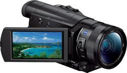 Sony / FDRAX100/B / 4K Ultra HD Handycam Camcorder
