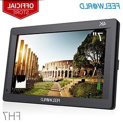 FEELWORLD FH7 7 inch DSLR On Camera Field Monitor Video Assi