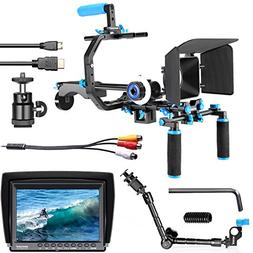 Neewer Film Movie Video Making System Kit with F100 7-inch 1