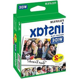 NEW Fujifilm Instax Wide Film Pack for 300 210 200 100 Insta