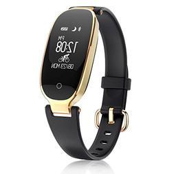 Fitness Tracker, Women Sport Tracker Smart Watch Band Bracel