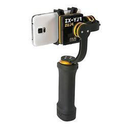 Ikan FLY-X3-PLUS-KIT 3-Axis Smartphone Gimbal Stabilizer, Ex