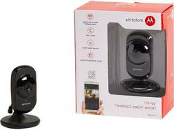 Motorola FOCUS68 Wi-Fi HD Home Monitoring Camera - Black