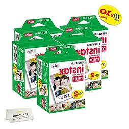 Fuji Instax Instant Film Single Foil Packs -100 Prints