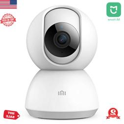 Mi 1080P HD Smart Wireless IP Camera Pan/Tilt Two-Way Audio