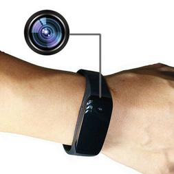 Full HD 1080P SPY DVR Hidden Cameras Wearable Wrist Watches