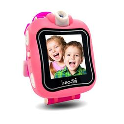 iCore Gamer Watch,Smartwatches Kids, Electronic Watch Video