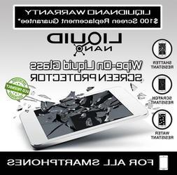 Liquid Nano Glass Screen Protector - 9H Hardness - Universal