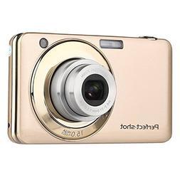 GordVESJB008 2.7 Inch TFT 5X Optical Zoom 15MP 1280x720 HD A