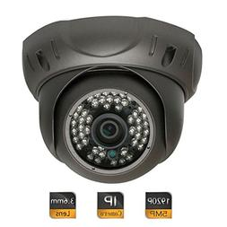 GW Security 5 Megapixel  Super HD 1920P High Resolution Netw