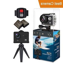 9dfd317cd65e Editorial Pick Auto Tech H9S Action Camera 4K Waterproof Wifi Sports Camera