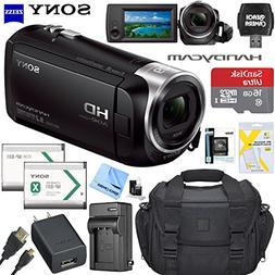 Sony HD Video Handycam Camcorder 16GB Camera Bag Accessory B