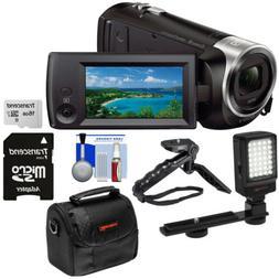 Sony Handycam HDR-CX405 1080p HD Video Camera Camcorder Bund