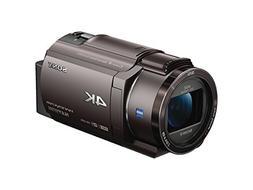 SONY 4K video camera Handycam 20x optical FDR-AX40-TI