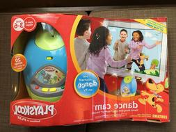 Hasbro Playskool Dance Along Video Cam Interactive Plug & Pl